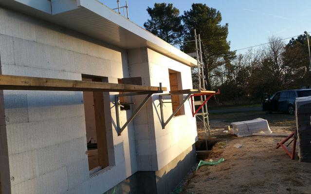 Finitions des rives de toit
