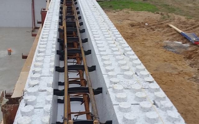 Structure des ferrailleurs