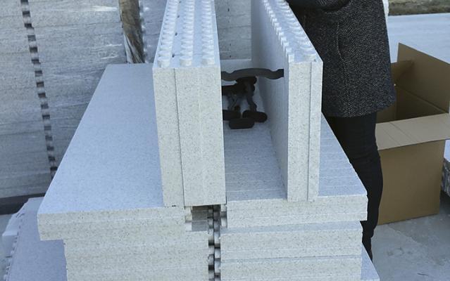 Aisance d'assemblage des blocs